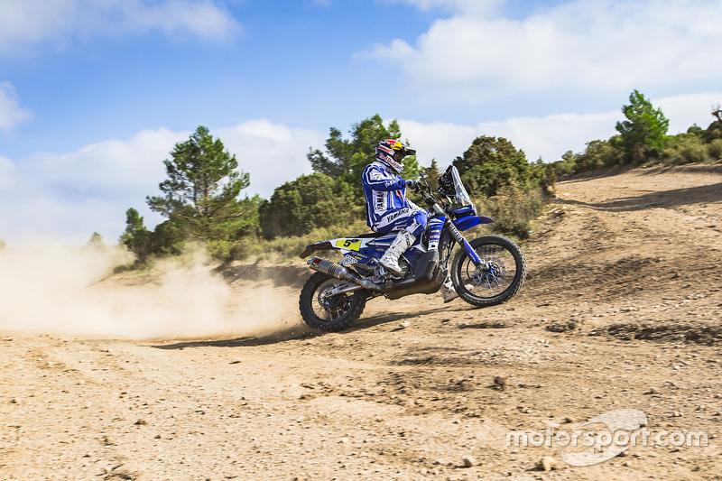Yamaha WR450F Rally 2017