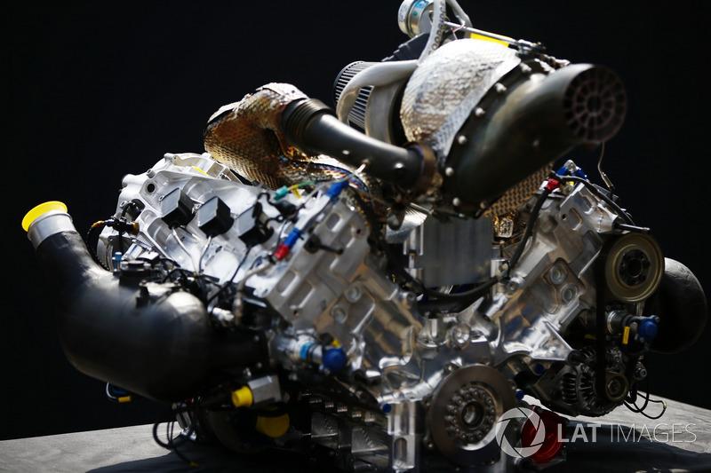 Новый двигатель F2