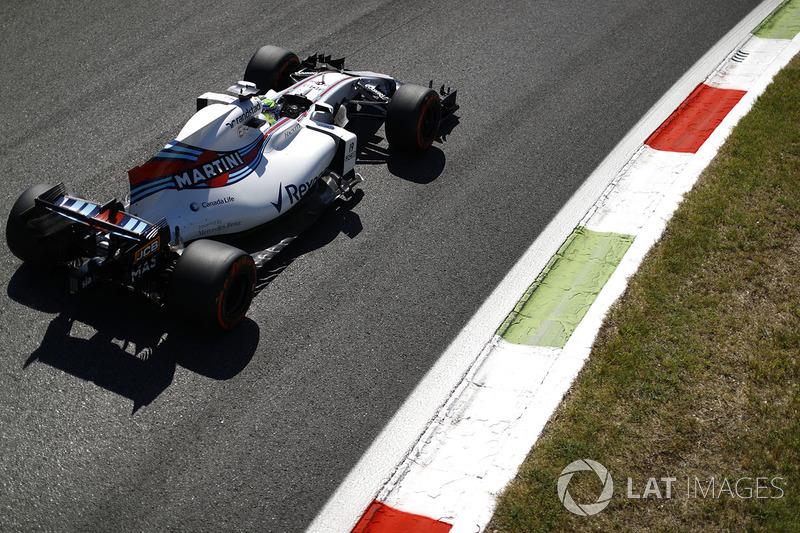 11. Феліпе Масса, Williams FW40 - 31