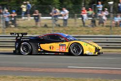 #84 JMW Motorsport Ferrari 488 GTE : Robert Smith, Will Stevens, Dries Vanthoor