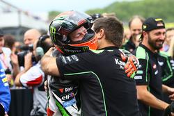 Tom Sykes, Kawasaki Racing, vainqueur de la course