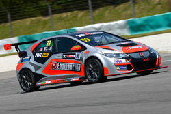 Lai Wee Sing, Honda Civic TCR, R Engineering