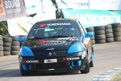 Philipp Krebs, Renault Clio II Cup, Equipe Bernoise