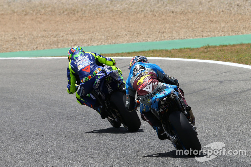 Valentino Rossi, Yamaha Factory Racing, Jack Miller, Marc VDS