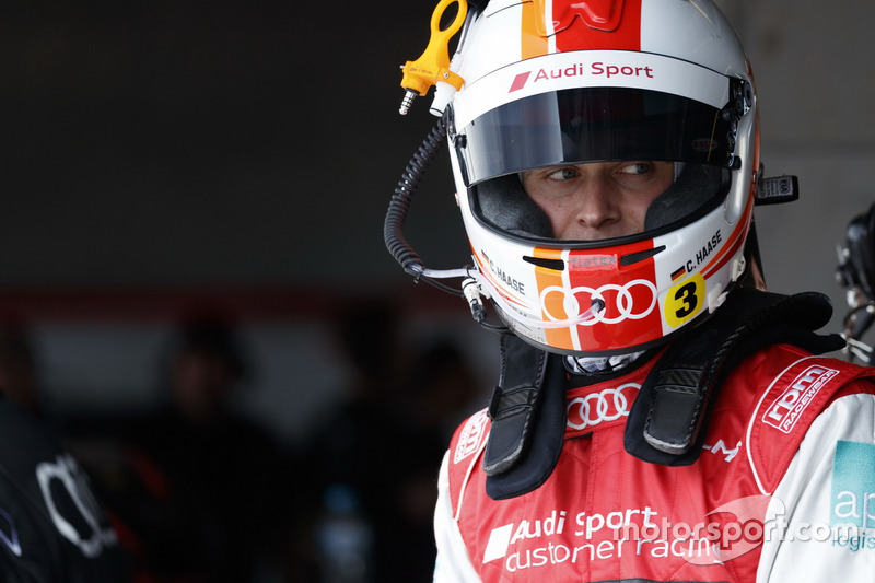 #75 Jamec Pem Racing, Audi R8 LMS: Christopher Haase