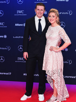 Cyclist Laura Kenny and husband Jason Kenny