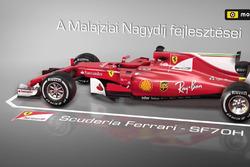 Ferrari fejlesztések