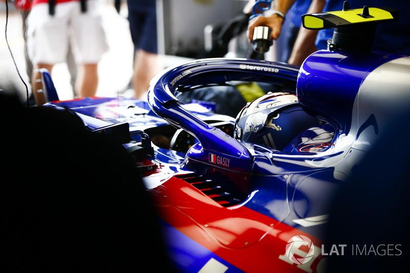 Pierre Gasly, Toro Rosso