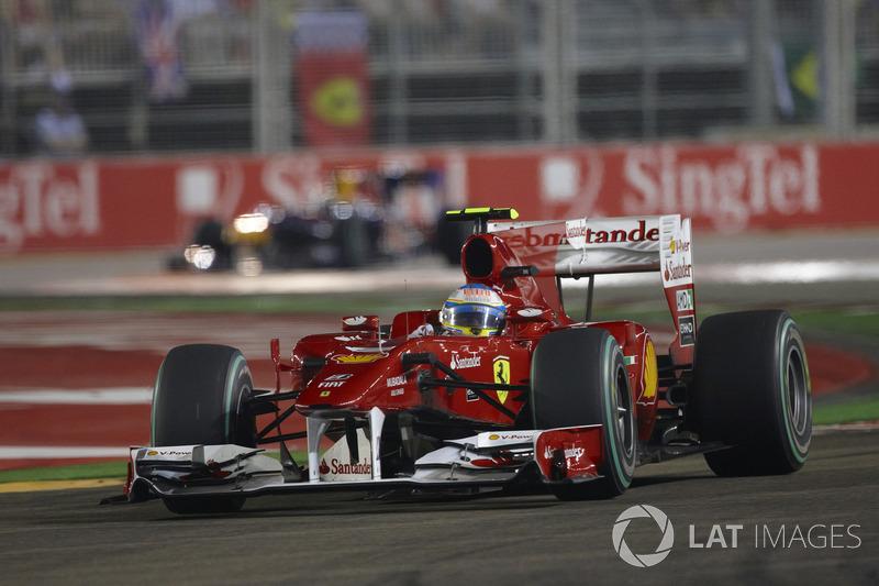 2010 : Grand Prix de Singapour