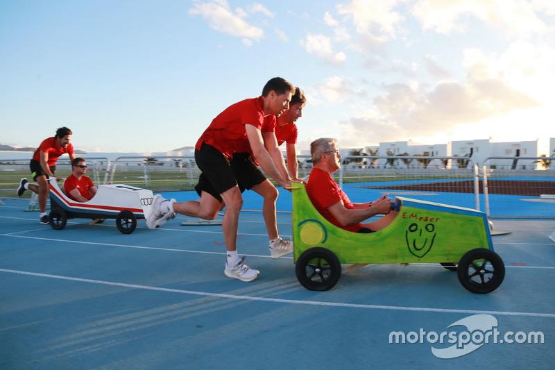 Audi Sport fitness haftası