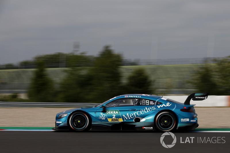 14. Gary Paffett Mercedes-AMG Team HWA, Mercedes-AMG C63 DTM