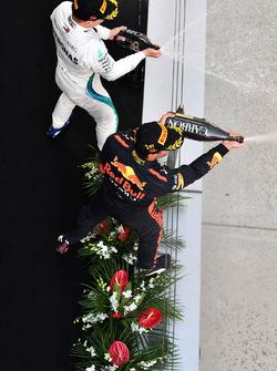 Даніель Ріккардо, Red Bull Racing, Валттері Боттас, Mercedes-AMG F1