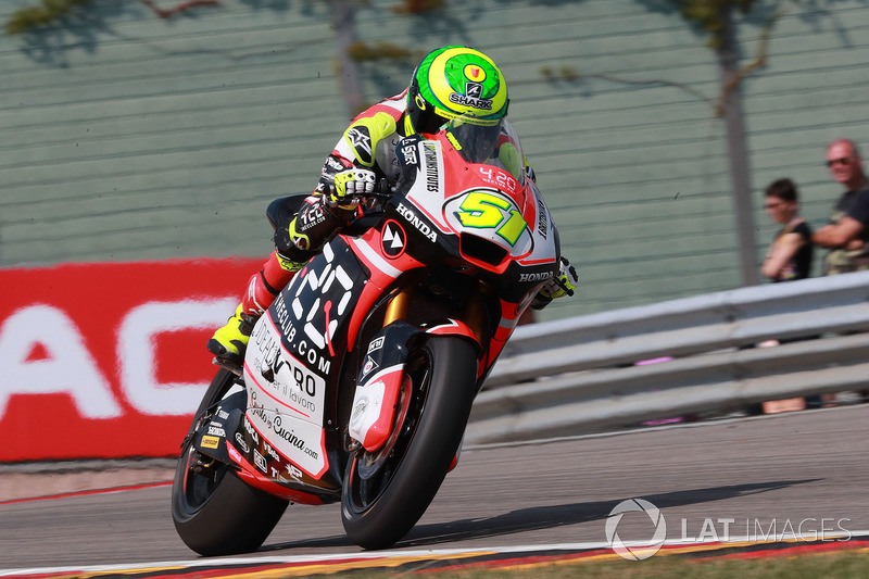 Ерік Гранаду, Forward Racing Moto2