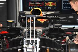 Передняя подвеска Red Bull Racing RB14