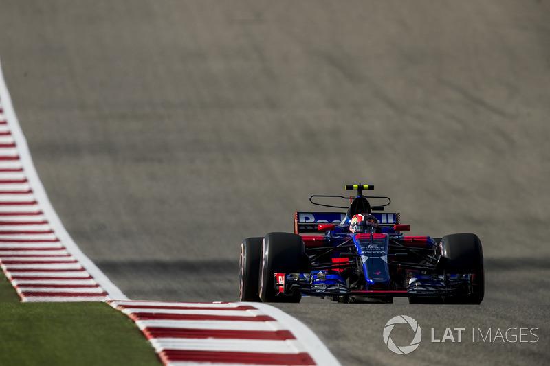 20 місце — Данііл Квят, Toro Rosso — 5