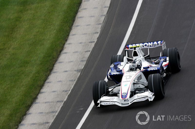 Sebastian Vettel - 2007 Amerika GP