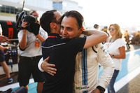 Nicolas Jean Todt, FIA Başkanı. Felipe Massa, Williams