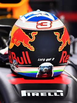 Daniel Ricciardo, Red Bull Racing kaskı