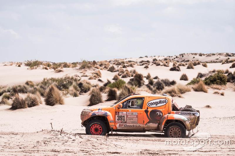 Jesus Calleja, Proto Racing