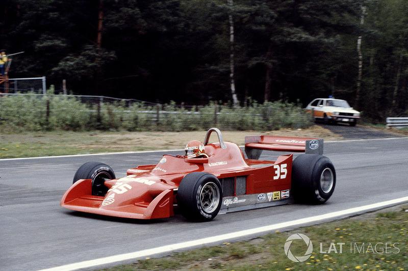 Bruno Giacomelli, Alfa Romeo 177 (1979)