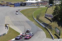 #77 Compass Racing, Audi RS3 LMS TCR, TCR: Britt Casey Jr, Tom Long, #54 JDC-Miller MotorSports, Audi RS3 LMS TCR, TCR: Michael Johnson, Stephen Simpson, start
