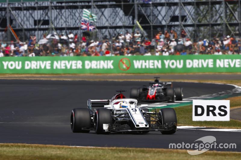 DNF: Marcus Ericsson, Sauber C37