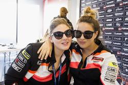 Martina Cuzari and Veronica Del Sole, Forward Racing Team