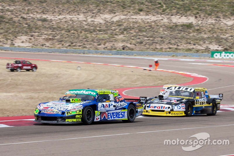 Nicolas Gonzalez, A&P Competicion Torino, Emanuel Moriatis, Martinez Competicion Ford
