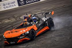 David Coulthard con el VUHL 05 ROC Edition