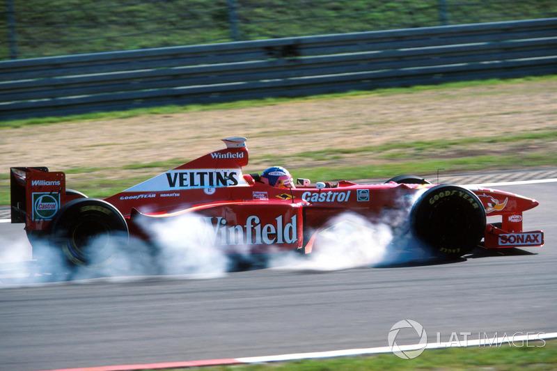 Жак Вільньов, Williams FW20 Mecachrome