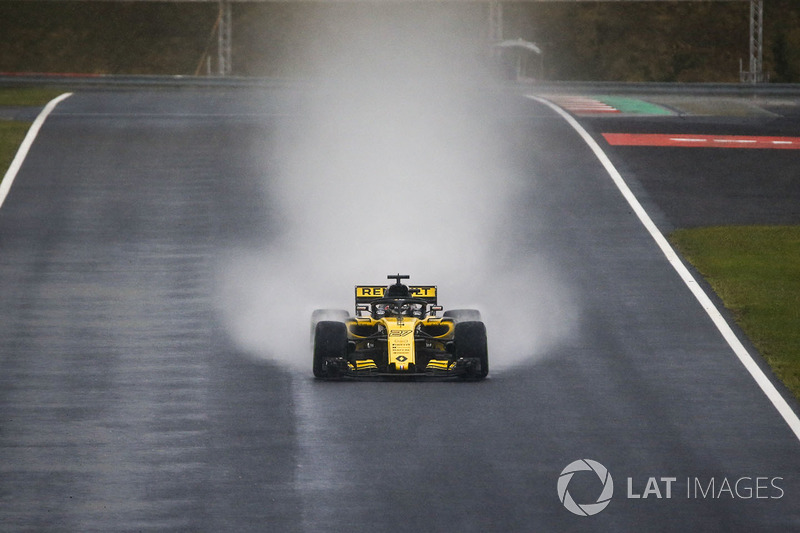 10. Nico Hülkenberg, Renault Sport F1 Team R.S. 18