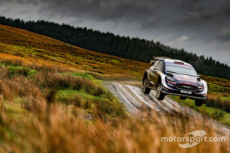 Sébastien Ogier, Julien Ingrassia, M-Sport Ford WRT Ford Fiesta WRC VIALATTE Aurelien