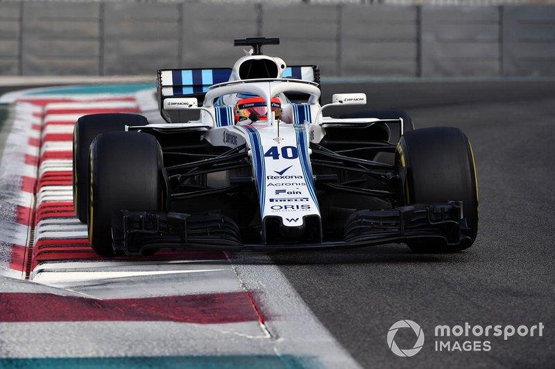 Роберт Кубіца, Williams FW41 Mercedes