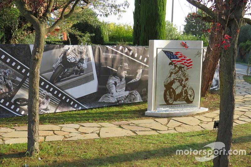 Le mémorial Nicky Hayden