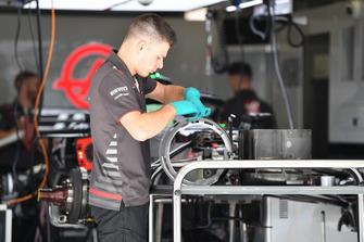 Meccanico Haas F1