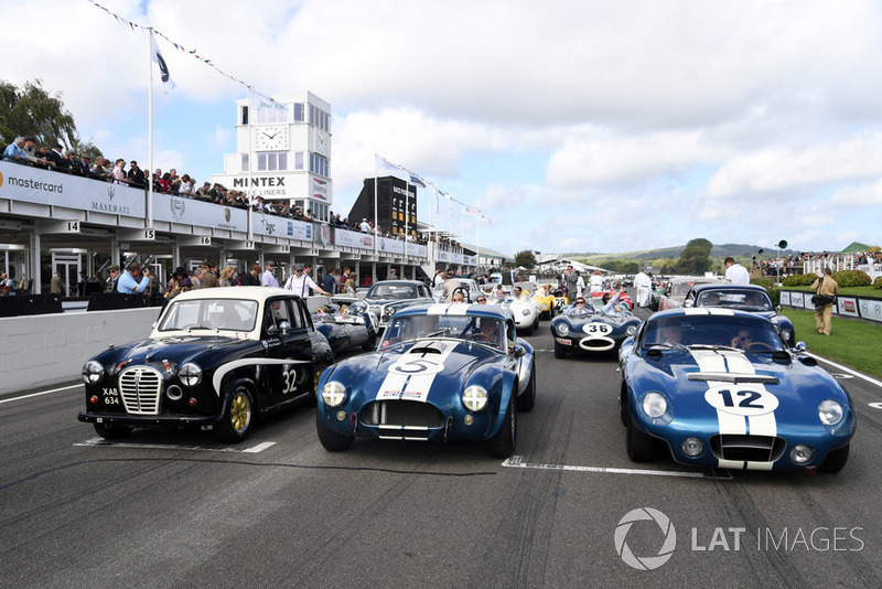 Goodwood Revival-winnaars