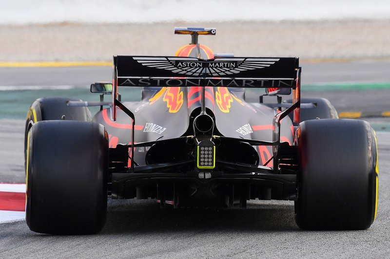 Пьер Гасли, Red Bull Racing RB15