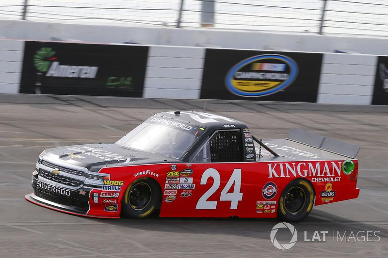 Justin Haley, Kingman Chevrolet