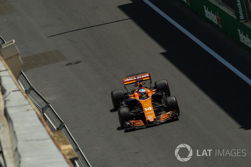 19. Фернандо Алонсо, McLaren MCL32