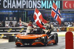Tom Kristensen and Petter Solberg, Team Nordic