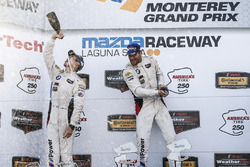 GTLM winners John Edwards, Martin Tomczyk, BMW Team RLL