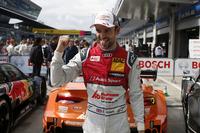 Polesitter: Jamie Green, Audi Sport Team Rosberg, Audi RS 5 DTM