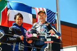 Podium : le vainqueur Lucas Mahias, GRT Yamaha Official WorldSSP Team