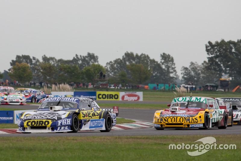 Julian Santero, Coiro Dole Racing Torino, Nicolas Bonelli, Bonelli Competicion Ford