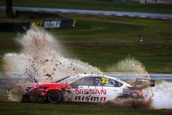 Michael Caruso, Nissan Motorsports runs out