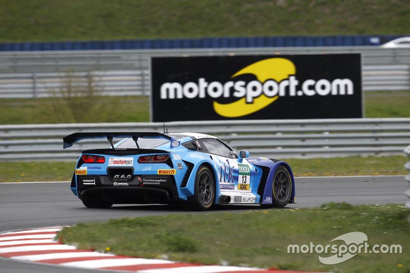 #13 RWT Racing, Corvette C7 GT3-R
