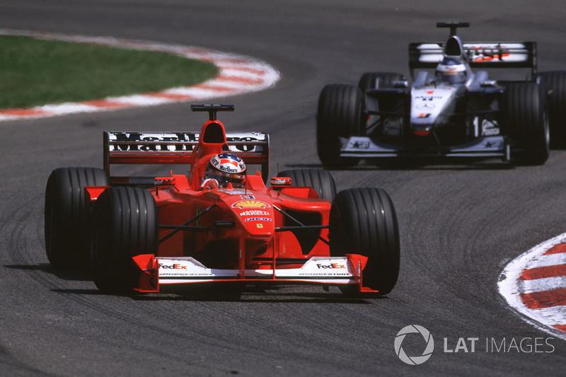 24. España 2000, Ferrari F1-2000