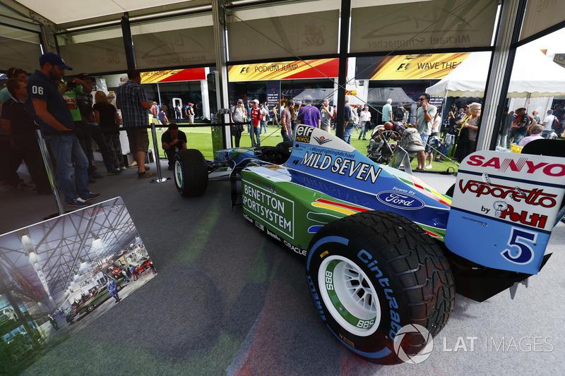 Benetton Ford  Міхаеля Шумахера