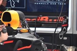 Задня частина Red Bull Racing RB13 Макса Ферстаппена