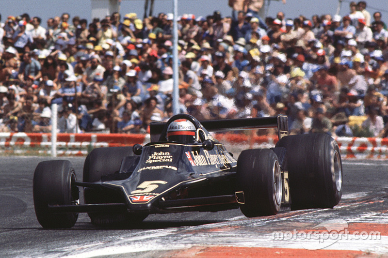 Mario Andretti, Team Lotus